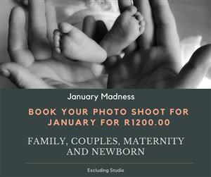 Couples, Families, Newborns and Maternity Photography
