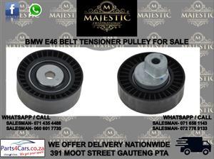 BMW e46 belt tensioner pulley for sale