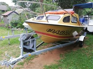 Cabin Cruiser Mariner Outboard For Sale