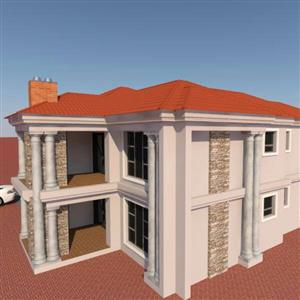 House plans and building package