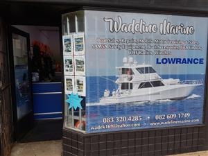 Wadeline Marine BOATING, YACHTING & Accessories COME TO WADELINE MARINE DONT MISS OUT!!
