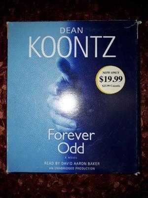 Forever Odd - Dean Koontz - Audio Read By David Aaron Baker.