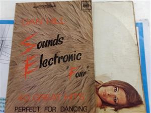 Dan Hill sounds electronic four record