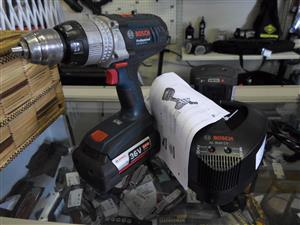 36V Bosch GSB 36 VE-2-LI Cordless Drill