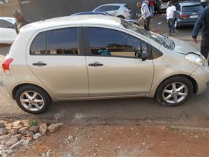 2009 Toyota Yaris 1.0 3 door T1
