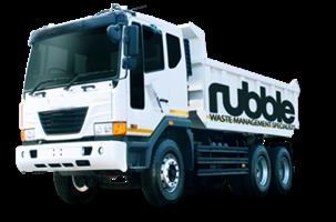 rubble , waste removals call  0781356030