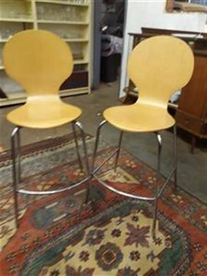 Stylish bar/stoep chairs