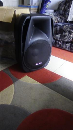 Brand New speakers for. Sale