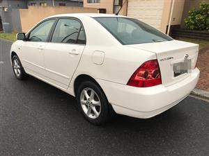 2006 Toyota Corolla 180i GSX