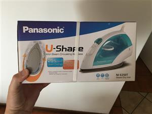 Panasonic - Iron and Ironing Board - Combo