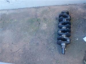 bmw 320d crankshaft