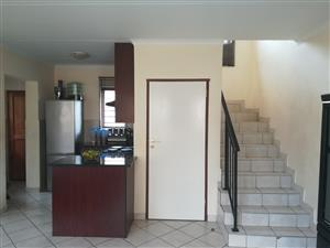 Pet friendly Double story to rent In Arundo Estate with a private garden