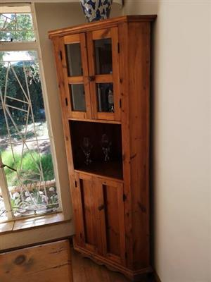 Corner cupboard for sale