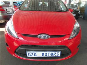 2012 Ford Fiesta hatch 5-door FIESTA 1.6i AMBIENTE 5Dr