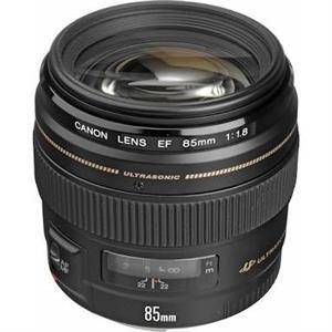 Canon 85mm 1.8 lense
