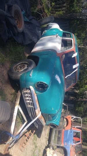 1962 Studebaker Champion
