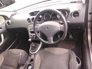 2008 Peugeot 308 hatch 308 1.2T PURETECH ALLURE