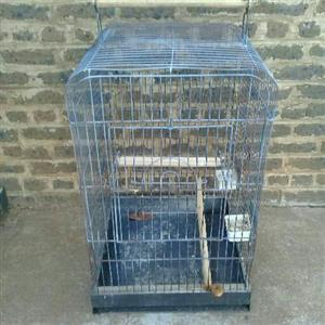 Parrot cage for sale. R500