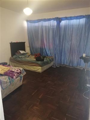 Main bedroom for rent in Arcadia next to union building