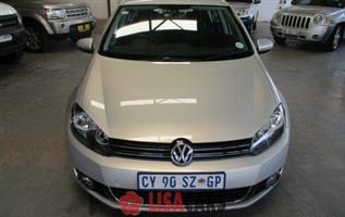 2009 VW Golf 1.4TSI Comfortline