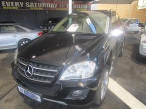 2011 Mercedes Benz ML 500