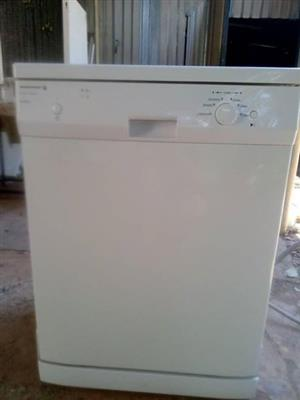 Kelvinator extreme clean dishwasher