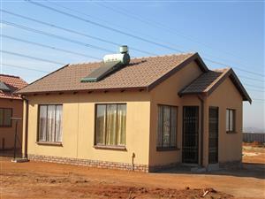 house for rent in soshanguve