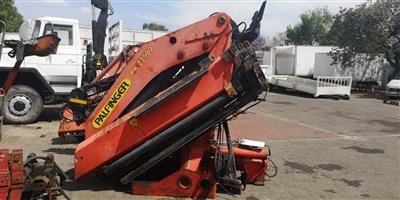 Palfinger PK23080 (23 ton.m) crane for sale