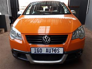 2008 VW Polo Cross  1.9TDI