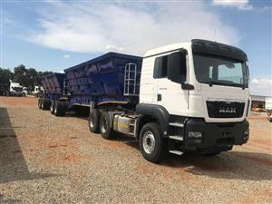 Inter link Side Tippers - 34 Tons Needed for a contract