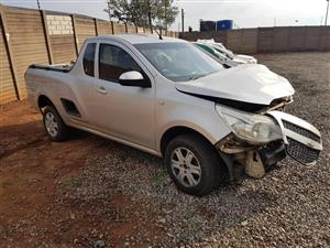 2013 Chev Utility Stripping For Spares For More Info Contact Ebrahim On 0833779718