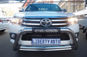 2017 Toyota Hilux double cab HILUX 2.8 GD 6 RB RAIDER P/U D/C