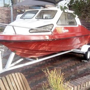 Cabin Cruiser In Boats And Watercraft In South Africa Junk Mail