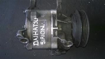 Diahatsu Sirion AC Compressor for sale