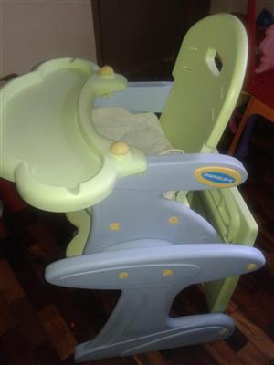 Mamma love feeding chair