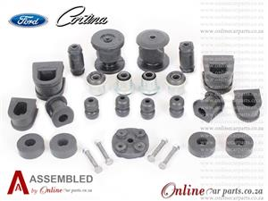 Ford Cortina LDV Granada 1.6 2.0 2.5 2.8I 3.0 71-86 Complete Front Suspension Refresher Bush Kit