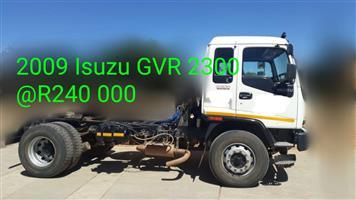 2009 Isuzu GVR 2300