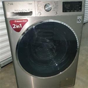 lg washer drier combo