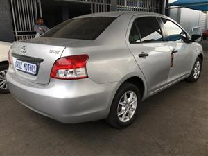 2007 Toyota Yaris 1.3 T3 sedan