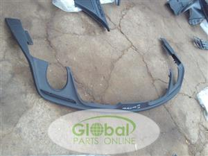 2015 Ford mustang bumper spoiler for sale
