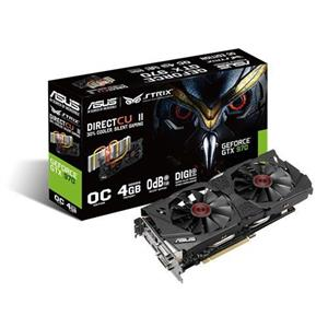 Asus GTX 970 4GB Strix Edition
