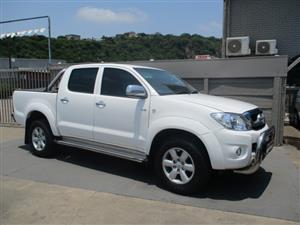 2010 Toyota Hilux 2.5D 4D double cab Raider