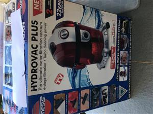 GENESIS 1600 W Water Filtration Vacuum Cleaner 99% new