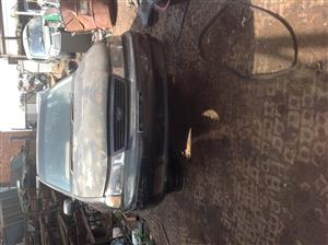 Stripping Daewoo Cielo 1996 for Spares