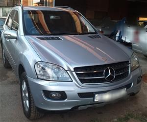 2007 Mercedes Benz ML 350