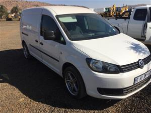 2013 VW Caddy Maxi panel van CADDY MAXI 2.0TDi (81KW) F/C P/V
