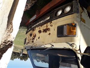 Mitsubishi Canter Truck.