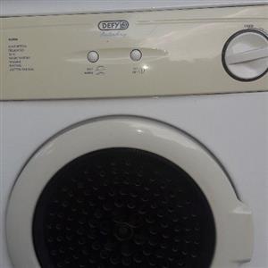 Defy tumble dryer 6kg working good
