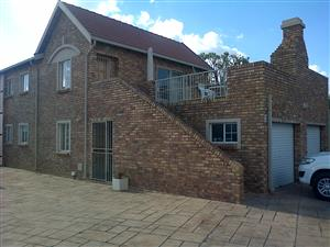 Rietvalley Rand Townhouse to rent in upmarket area