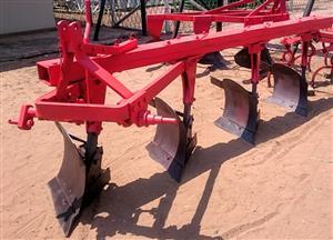 4 Framed plough